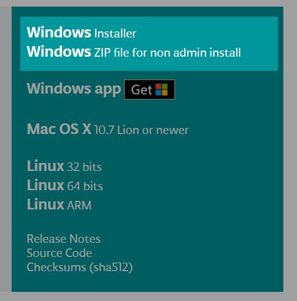 Arduino IDE Windows Installer