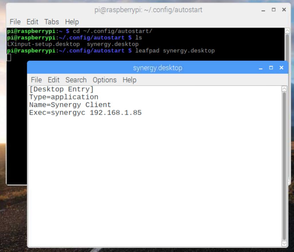 How to use Synergy on Raspberry Pi - Radish Logic